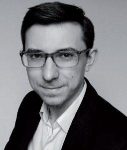 Kamil Lis zdjęcie z archiwum prywatnego organisty