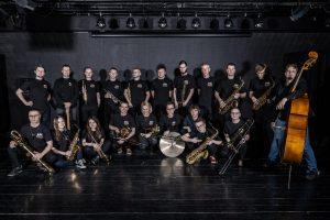 Pomeranian Youth Big Band, zdjęcie z archiwum orkiestry(2017)